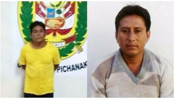 DIRCOTE captura a cinco requisitoriados por terrorismo