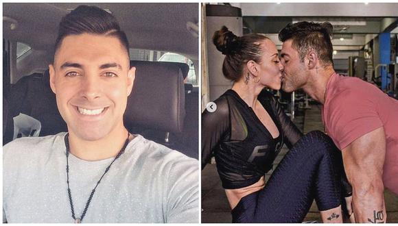Sebastián Lizarzaburu regresó con exchica reality y anuncia matrimonio (FOTO)
