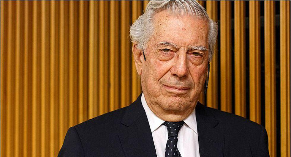 Mario Vargas Llosa encabeza la lista de peruanos más admirados en el país, según Ipsos