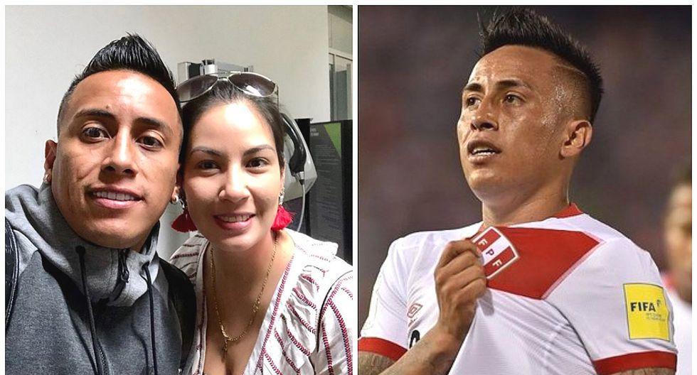 Esposa de Christian Cueva muestra su indignación tras ataque al futbolista (FOTO)