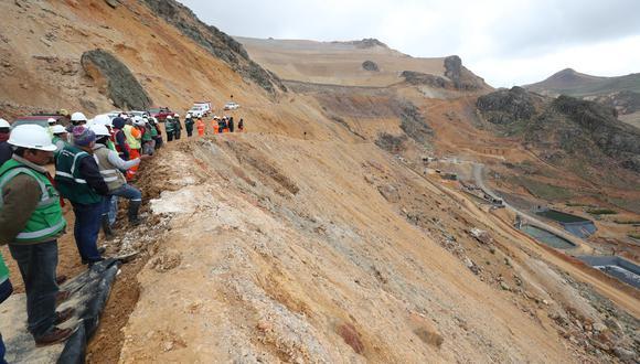 La minera Aruntani es una de las más cuestionadas en la región Puno FOTO: MINAM
