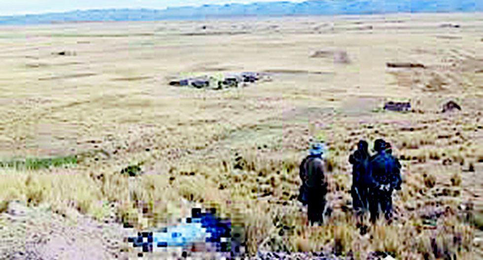 Cadaver de joven epiléptico fue hallado al pie del Khapía