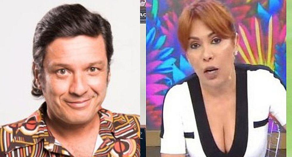 Magaly Medina a Lucho Cáceres: ¿quieres que te recuerde tu ampay? (VIDEO)