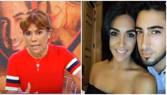 Magaly Medina revela por qué Vania Bludau habría terminado con su novio. (Foto: ATV)