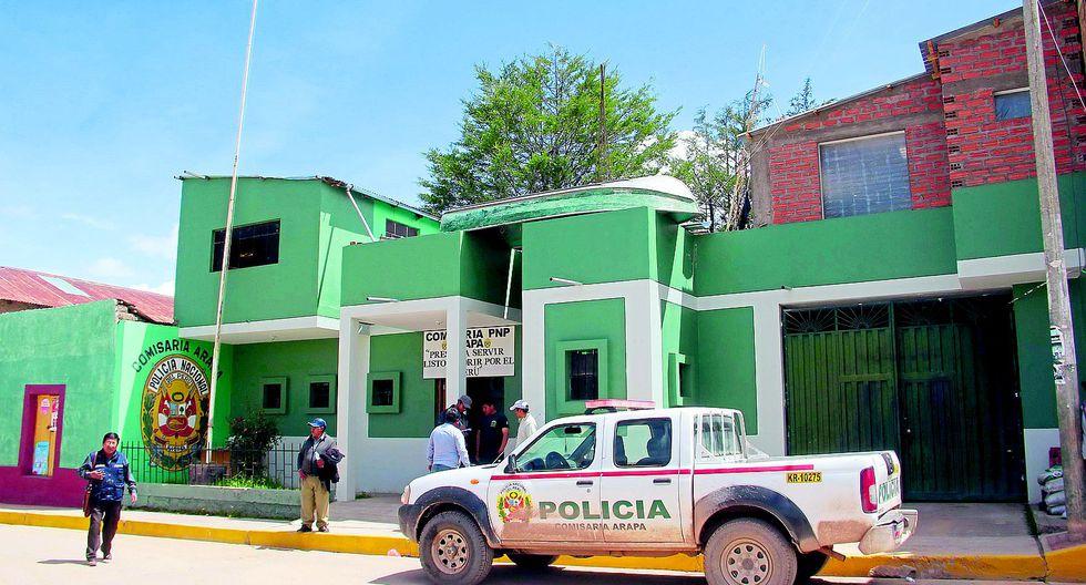 Golpean a ama de casa en Azángaro para robarle dinero y bienes