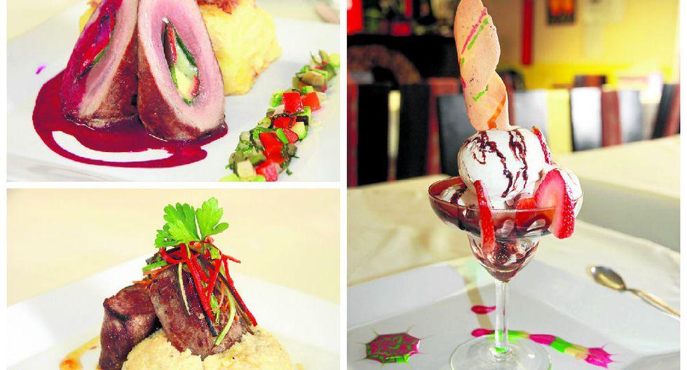 """Lo mejor de la comida fusión andina en """"Los Balcones de Puno"""""""