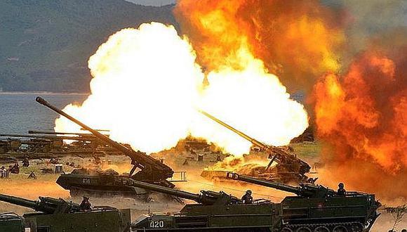 Corea del Norte disparó un misil balístico que alcanzó el mar de Japón