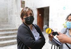 Suspenden a procuradora de Arequipa Rosa Vallejos por 6 meses