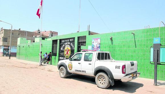 Chiclayo: Detienen a mototaxista por chocar patrullero