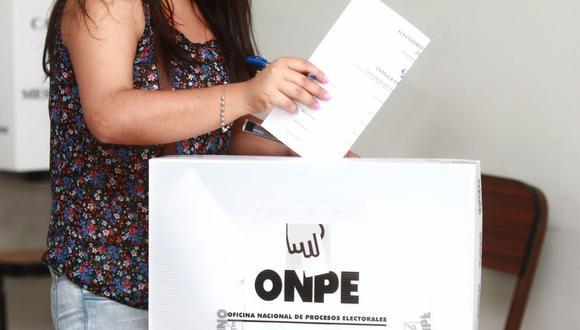 Lambayeque: cinco agrupaciones políticas tendrían un representante en nuevo Congreso (Foto: GEC)