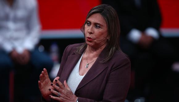 La congresista Zenaida Solís rechazó un acercamiento de parte del Partido Morado con el Gobierno de Martín Vizcarra. (Foto: Andina)