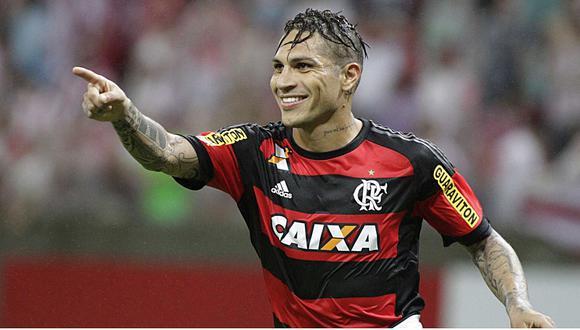 Paolo Guerrero obtiene autorización del Tribunal Federal Suizo para jugar en el Flamengo