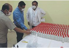 Áncash: Gestionan 90 mil dosis de Ivermectina