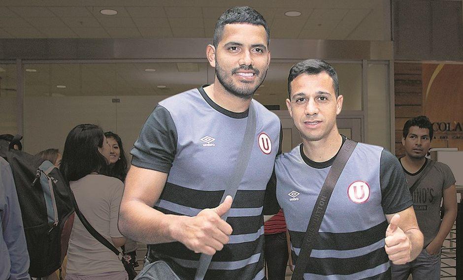 Universitario de Deportes enfrenta hoy a Colo Colo en Santiago