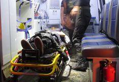 Niño de 4 años fue atropellado en la carretera Ayacucho - Huancayo, tramo Huancavelica