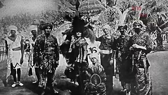 ¿Cómo se festejaban los carnavales en Lima hace varias décadas? [Video]