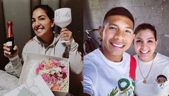 ¡Ya hay fecha! Ana Siucho revela cuándo se casará con Edison Flores (FOTO)
