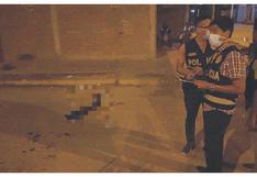 Asesinan a un joven de un balazo en el rostro, en Tumbes