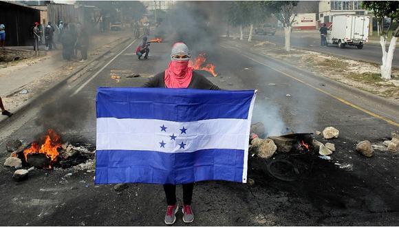 OEA propone celebrar nuevas elecciones presidenciales en Honduras