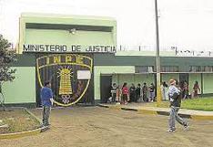 Chimbote: Envían a la cárcel a  tres sujetos por robo