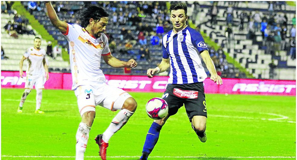 'Zorros' buscansuturar herida tras derrota ante SportingCristal