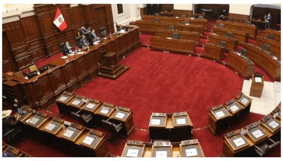 La próxima semana se iniciará debate de proyecto que plante el retorno de la bicameralidad en el Congreso. (Foto: GEC)