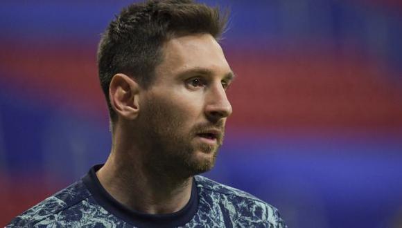 Lionel Messi alcanzó los 147 partidos con la selección argentina. (Foto: AFP)