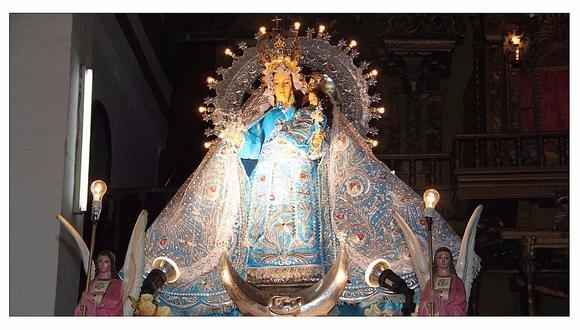 Usquil: Recibirá a miles de visitantes por festividad en honor a la Santísima Virgen de La Asunción