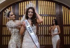 Yely Rivera es la nueva Miss Perú 2021