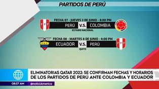 Conmebol define día y hora del retorno de eliminatorias sudamericana