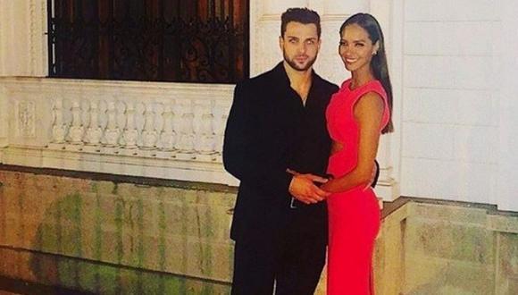 """Nicola Porcella sobre Romina Lozano: """"Solo un rey puede atraer una reina"""" (FOTOS)"""