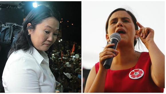 """Verónika Mendoza: """"Dañaría a nuestra memoria histórica"""" si es elegida Keiko Fujimori"""