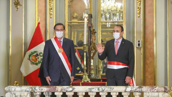 """Karem Roca describió a ministro Estremadoyro como """"el cajero del presidente"""" en nuevo audio (Presidencia)"""