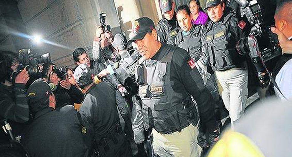 Obregón acopió droga para el narcotráfico desde el 2001
