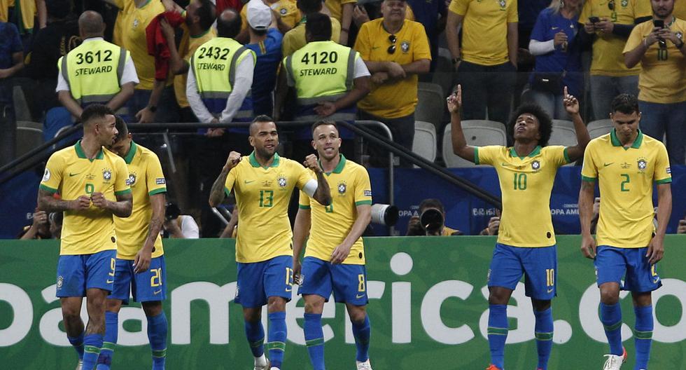 Neymar y Rodrygo sorprenden en la convocatoria de Brasil para enfrentar a Bolivia y Perú