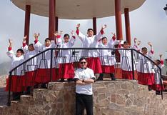 Huancavelica: Niños cantan a la vida en coro internacional