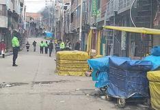 Abandonan explosivos en una calle de La Rinconada