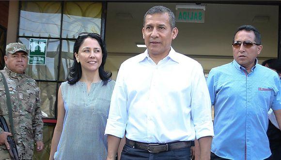 Abogado de Humala-Heredia exigirá rectificación en lista de Migraciones