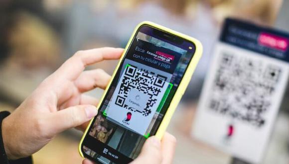 Una billetera digital es una app que le permite usar dinero directamente desde su celular, de manera fácil, rápida y segura. (Foto: Andina)