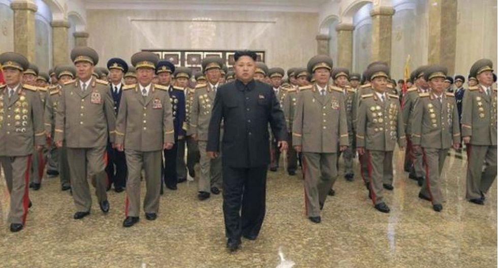 Corea del Norte dice que la OTAN no tiene derecho a pedirle desarme nuclear