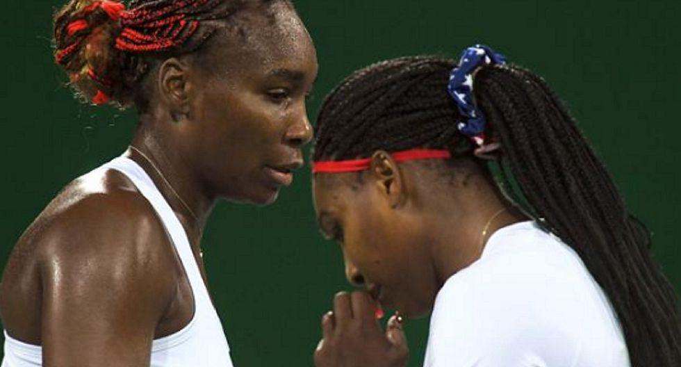 Río 206: las hermanas williams fueron eliminadas en primera ronda