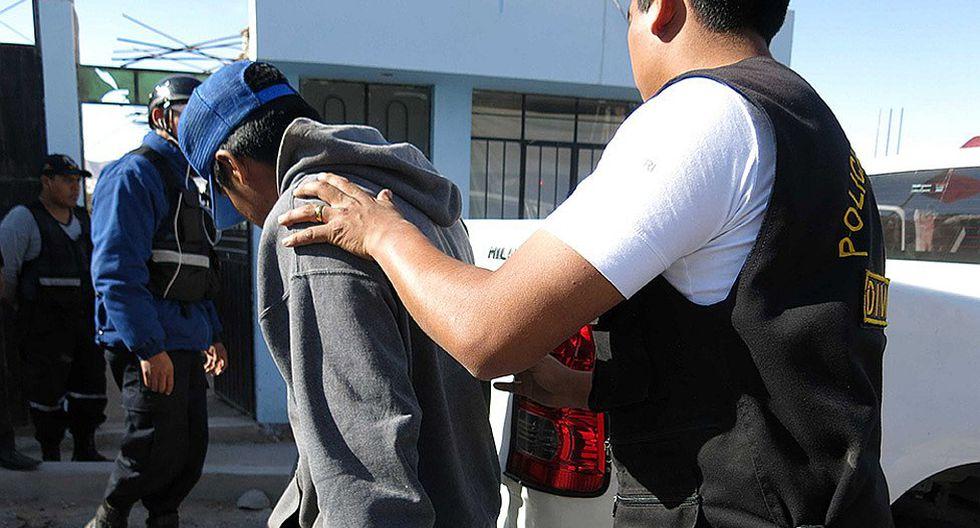 Ilo: Llevan a correccional a menores asesinos de un joven soldado