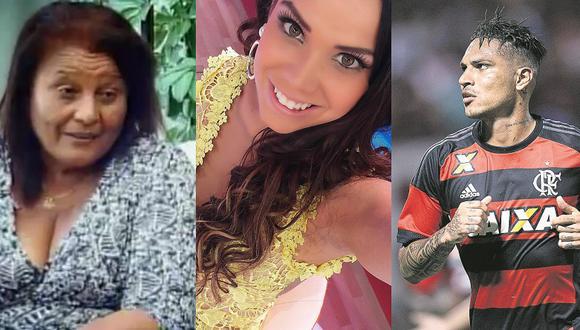 Paolo Guerrero: su mamá lo defiende tras declaraciones de Andrea San Martín