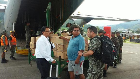 Gobernador regional de Junín anuncia llegada del Ministro de Defensa a Rio Tambo