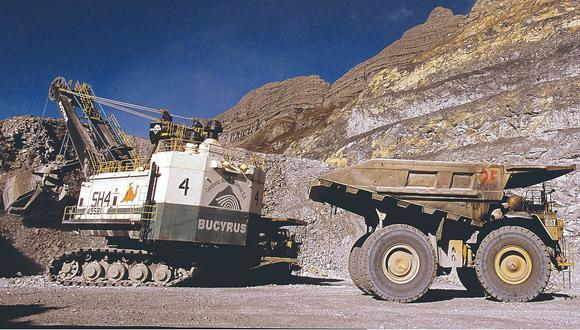 Inversión minera sumará más de $3 mil millones