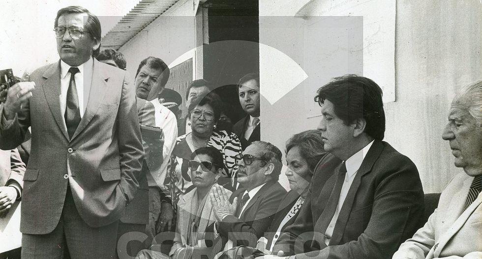 A un mes de la muerte de Alan García y 13 momentos históricos de su vida en imágenes