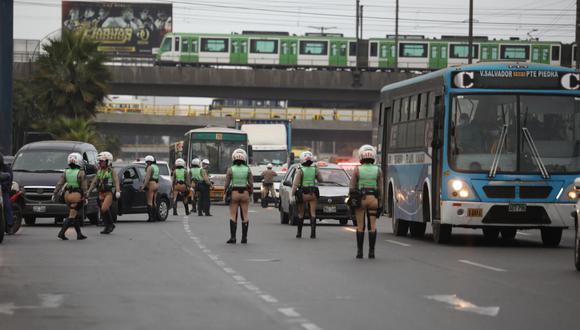 La hay congestión vehicular es un caso de todos los días, aseguran expertos. (Foto: GEC)