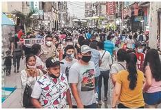 Tres distritos con alto riesgo de contagio por COVID-19 en Tumbes