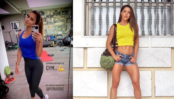 Silvy Araujo entrena a Antonela Roccuzzo desde hace algunos meses. (Foto: Instagram)