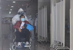 COVID-19: 40 personas fueron dadas de alta este lunes 11 de octubre en Perú